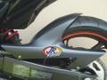 Pára-Lama Esportivo HORNET 600 2012 Pintado e com Manual